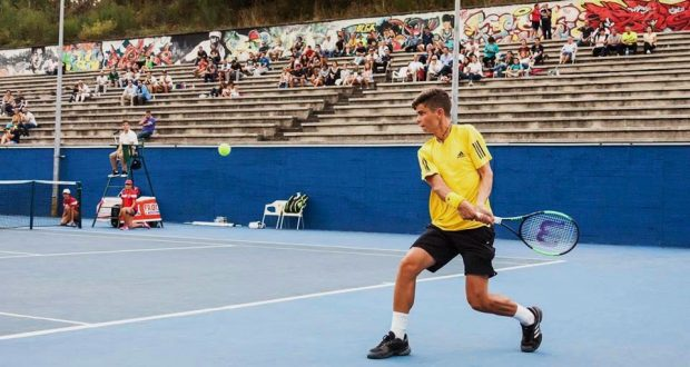 industria del tenis ACS